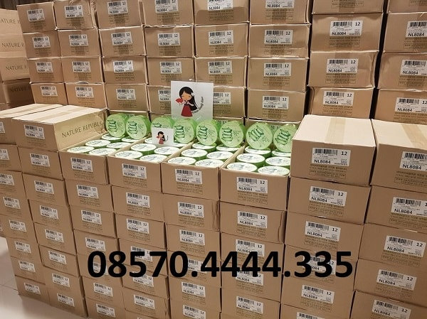Nature Republic Aloe Vera Ready Stock
