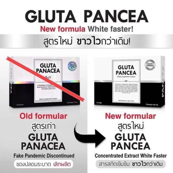 gluta pancea new
