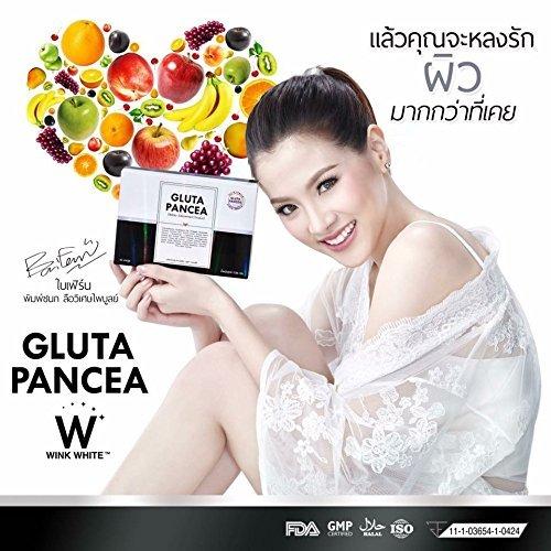 gluta pancea wink white