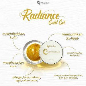 radiance gold ms glow